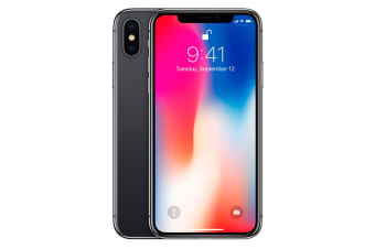 Apple iPhone X (64GB, Space Grey)