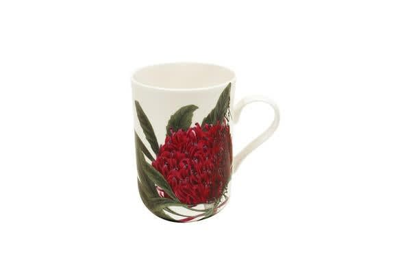 Maxwell & Williams Botanic Mug Telopea