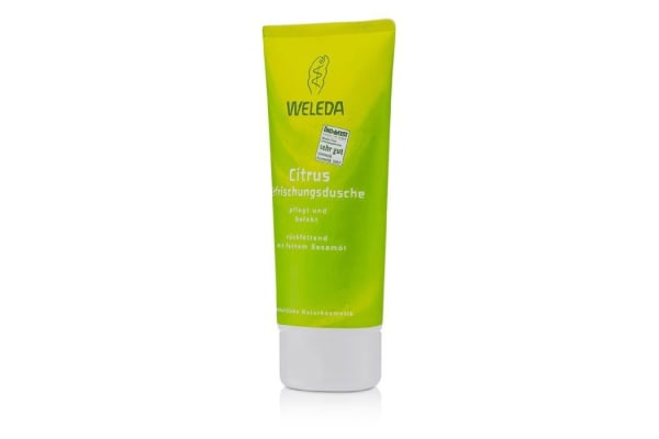 Weleda Citrus Creamy Body Wash 200ml/6.8oz