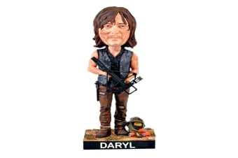 The Walking Dead Daryl Resin Bobble Head