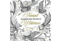 Tranquil Wilderness - Colouring Book for Adults