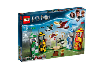 LEGO World of Wizards Harry Potter Quidditch Match - 75956