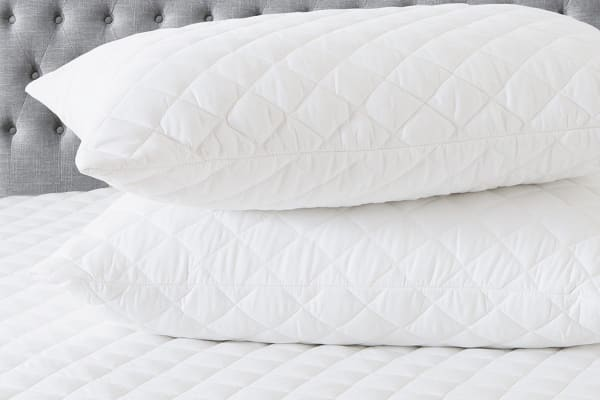 Royal Comfort Soft Touch Mattress Protector Combo Set - Double
