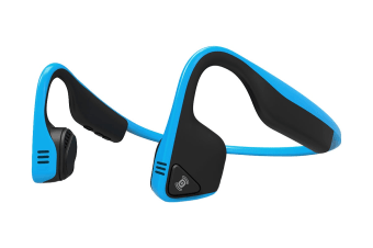 Aftershokz TREKZ Titanium - Wireless with Dual Mic (Ocean Blue)