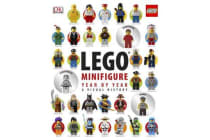 LEGO (R) Minifigure Year by Year A Visual History - With two Minifigures