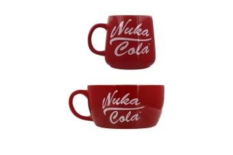 Fallout Nuka Cola Breakfast Set (Red) (One Size)