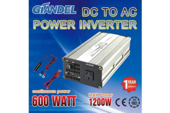 Modified Inverter Overload Protection 600W