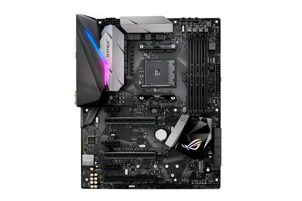ASUS ROG STRIX X370-F GAMING ATX For AMD Ryzen Socket AM4. AMD X370 Chipset