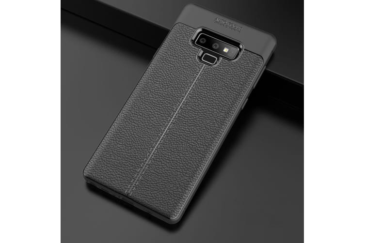For Samsung Galaxy Note 9 Case TPU Shockproof Slim Back Mobile Phone Cover Black