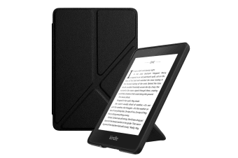 Origami Magnetic PU Leather Case Cover for Kindle 8th