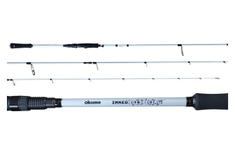 8'2 Okuma Egi Inked Special Fishing Rod - 2 Piece Squid Rod