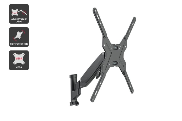 "Kogan Full Motion Gas Lift Arm Wall Mount for  32"" - 50"" TVs"