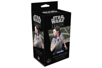 Star Wars Legion Leia Organa