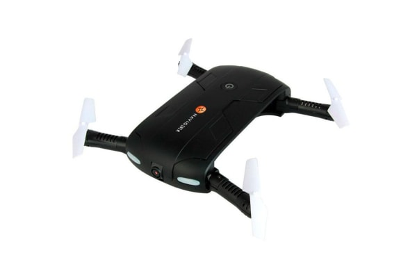 Laser Foldable Selfie Drone With Built-in Camera