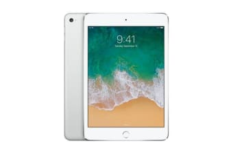 Used as demo Apple iPad Mini 2 64GB Wifi + Cellular White (Local Warranty, 100% Genuine)
