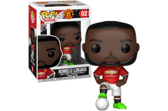 English Premier League Manchester United Romelu Lukaku Pop!