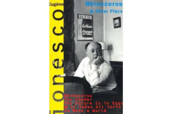 Rhinoceros, and Other Plays