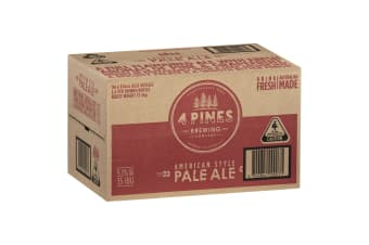 4 Pines Pale Ale  Beer 24 x 330mL Bottles