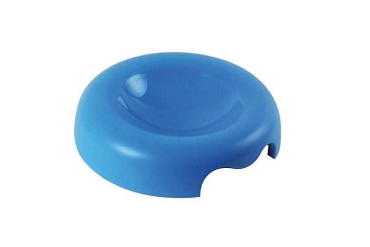 United Pets Kitty Bowl (Turquoise) (One Size)