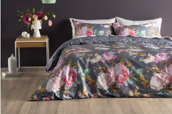 Onkaparinga Ally Quilt Cover Set (King)