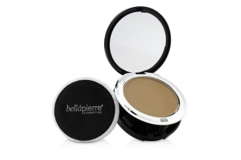 Bellapierre Cosmetics Compact Mineral Foundation SPF 15 - # Nutmeg 10g/0.35oz