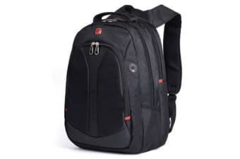 "Swissgear 15.6"" Laptop Backpack Internal Organizer Padded Straps Sa9666"