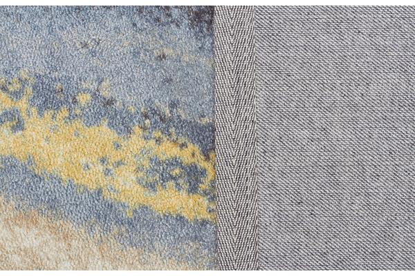 Repeat Modern Blue Rug 160x110cm