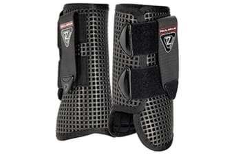 Equilibrium Tri-Zone All Sports Horse Boots (Black)