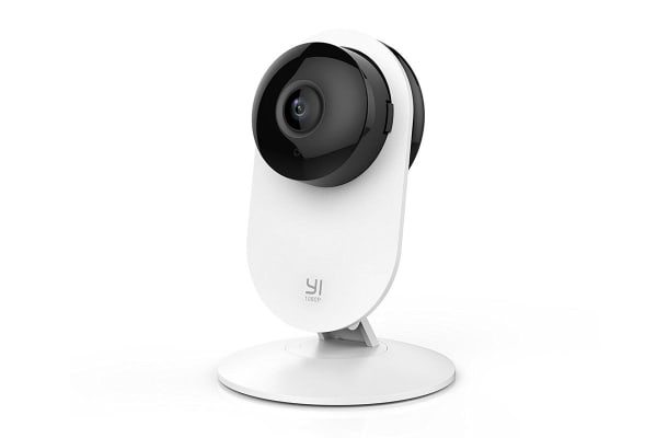 YI Wireless Indoor Security Camera (White)