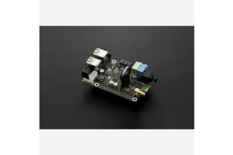 Expansion Shield X300 for Raspberry Pi B+ and 2