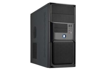 Aywun 220 mATX Integrator's Case with 500w PSU 24PIN ATX, 8PIN EPS, 1x USB3+1x USB2 Front Audio 2 Yrs Warranty