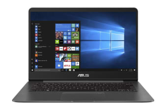 "ASUS 14"" ZenBook Core i5-8250U 16GB RAM 256GB SSD GeForce MX150 2GB Notebook (UX430UN-GV122R)"