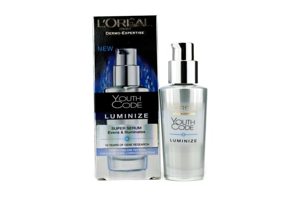 L'Oreal Dermo-Expertise Youth Code Luminize Super Serum (30ml/1oz)