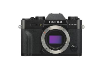 New Fujifilm X-T30 Mirrorless 26MP Digital Camera Black (FREE DELIVERY + 1 YEAR AU WARRANTY)