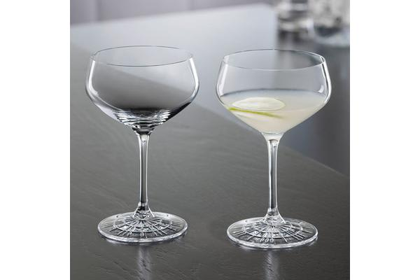 Spiegelau Perfect Serve Coupette Glass Set of 4