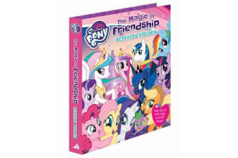 My Little Pony the Magic is Friendship Activity Folder