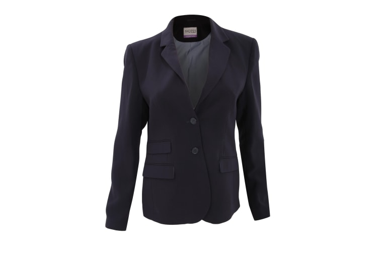 Skopes Womens/Ladies Chloe Work Suit Jacket (Navy) (12/P)