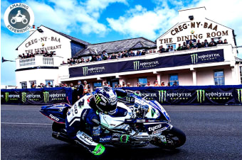 ISLE OF MAN : 10 Day Isle Of Man TT 2019 Tour For Two