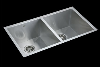 Stainless Steel Sink - 820x457mm