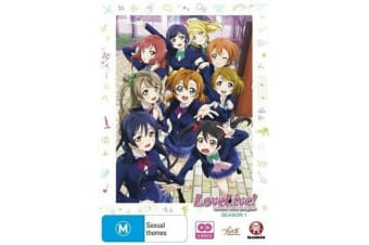 Love Live School Idol Project : Season 1 | Bilingual Edition - DVD Region 4 Free