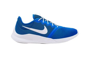Nike Men's Viale Tech Racer Shoes (Game Royal/White, Size 12 US)