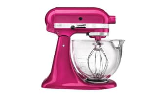 KitchenAid Platinum Collection KSM170 Stand Mixer Raspberry Ice