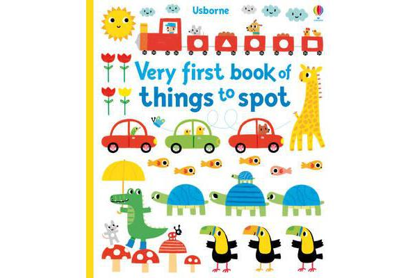 Image of Very First Book of Things to Spot