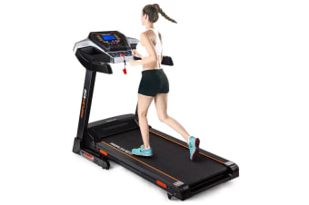 New PROFLEX Electric Treadmill Exercise Machine Fitness Home Gym Equipment