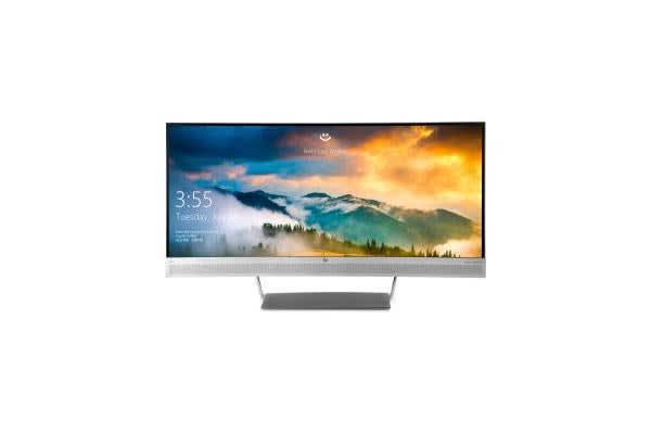 HP S340C 34INCH CURVED MONITOR WQHD 6MS(DP-HDMI) (3440X1440) TILT