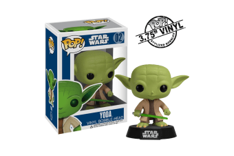 Star Wars - Yoda Pop! Vinyl Figure