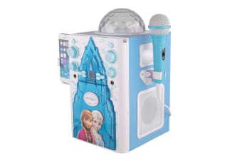 Disney Frozen Magical Ice Palace Karaoke Machine