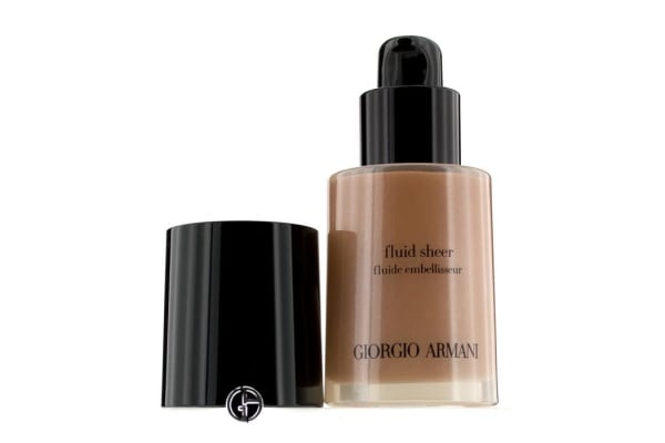 Giorgio Armani Fluid Sheer - # 10 Golden Beige (30ml/1oz)