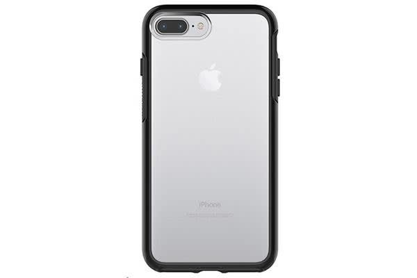 OtterBox 77-53954 Symmetry Clear iPhone 7 Plus - Black Crystal