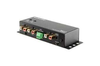LINE LEVEL AUDIO AB SWITCH BOX